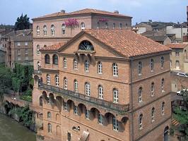 Mercure Albi Bastides - Hotel Front
