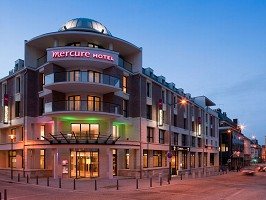 Mercure Amiens Cathedral - 4 stars Conference Hotel in Amiens