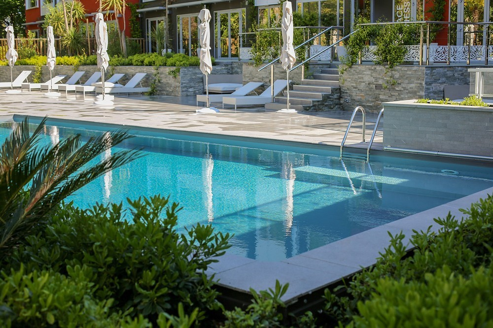 Novotel resort spa  fitness biarritz anglet - piscine