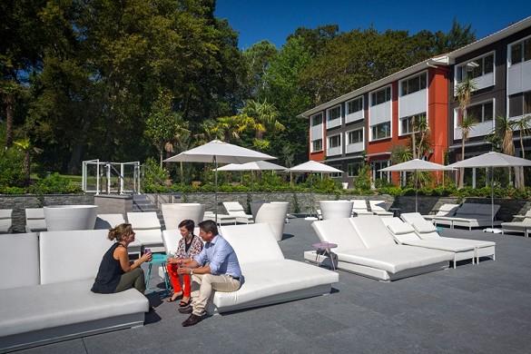 Novotel spa spa fitness biarritz anglet - solarium