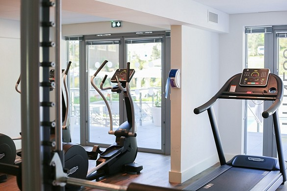 Novotel spa spa fitness biarritz anglet - fitness center