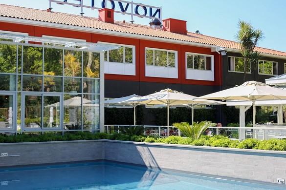 Novotel spa spa fitness biarritz anglet - fachada