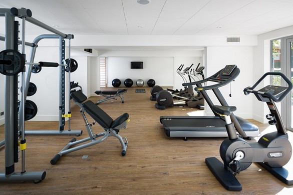Novotel spa spa fitness biarritz anglet - Área de gimnasio 75 m2