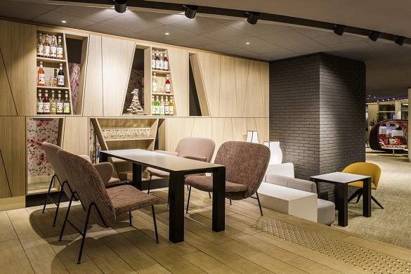 Novotel spa spa fitness biarritz anglet - interior