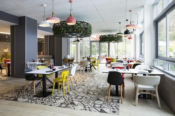 Novotel spa spa fitness biarritz anglet - restaurante