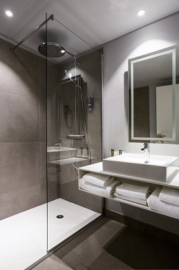 Novotel spa spa fitness biarritz anglet - bathroom