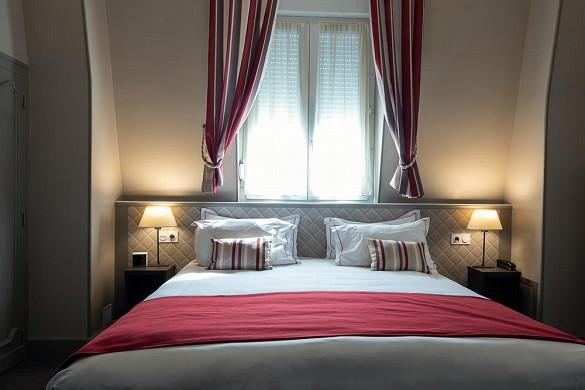 Best western central hotel tours - habitación