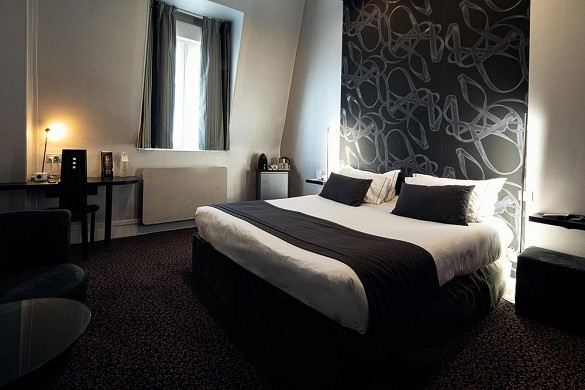 Best western central hotel tours - cuarto oscuro