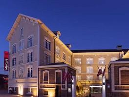 Mercure Troyes Centre - 4 Sterne-Hotel für Wohn Seminare in Troyes