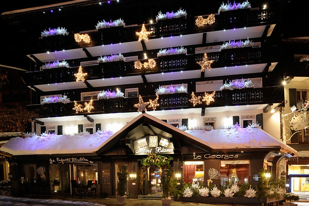 Hotel Haute Savoie Avec Spa