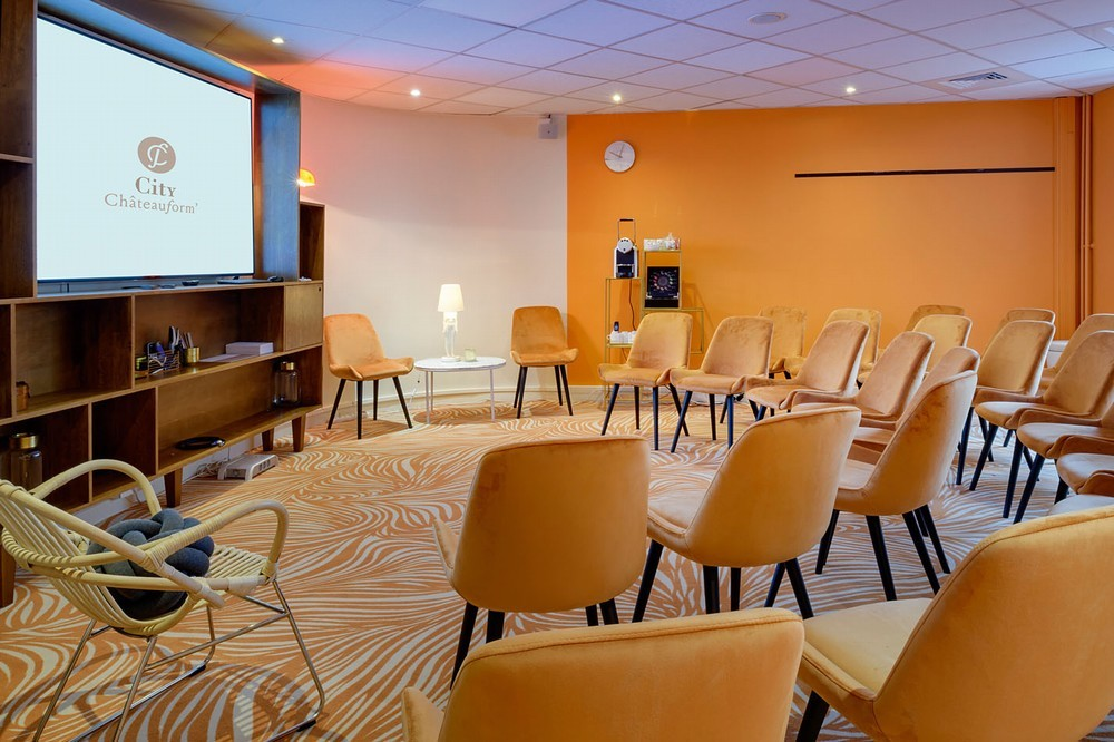 Châteauform 'city george v - meeting room
