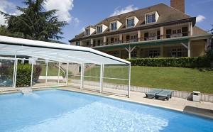 Auberge de l'Orisse - Swimming pool