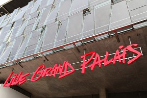 Lille Grand Palais - seminario Euralille