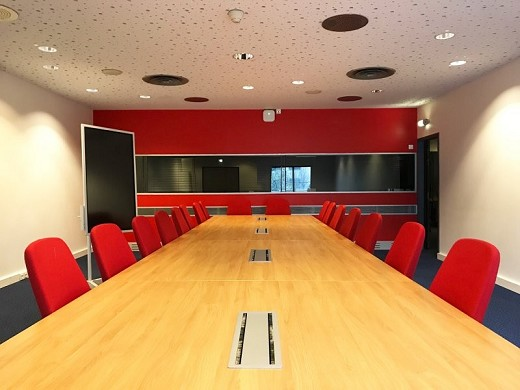 Lille grand palais - meeting room