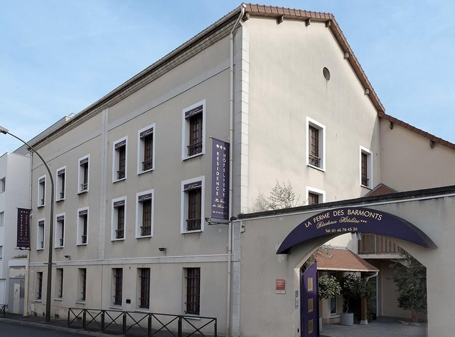 La Ferme Des Barmonts   Salle S U00e9minaire Ivry