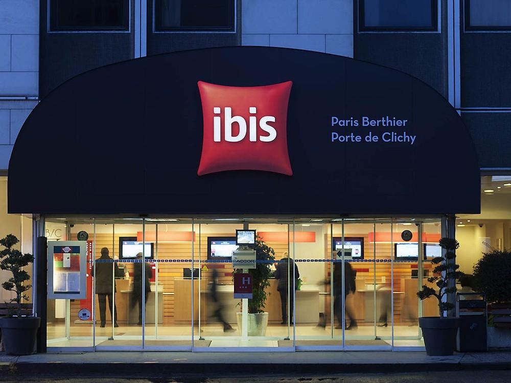 Ibis paris 17 clichy batignolles salle s minaire paris 75 for Hotels 75017
