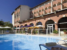 Novotel Toulouse Centre Compans - 4 star hotel with pool