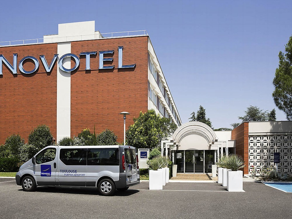 Hotel Centre Ville Toulouse Avec Parking