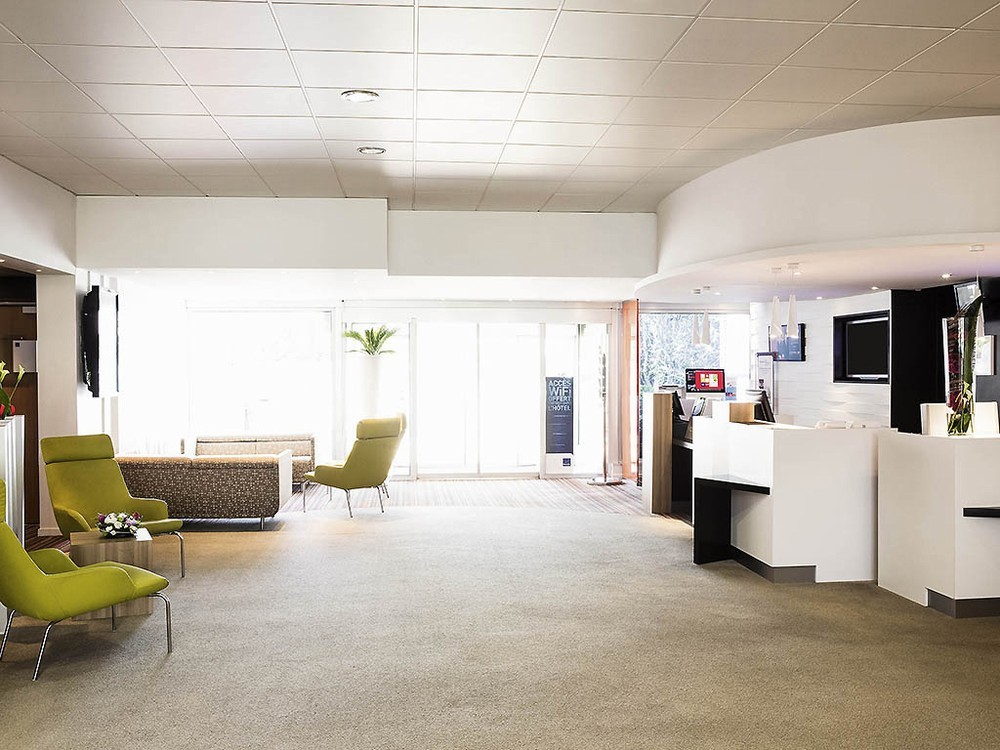 Novotel Toulouse airport purpan - lobby