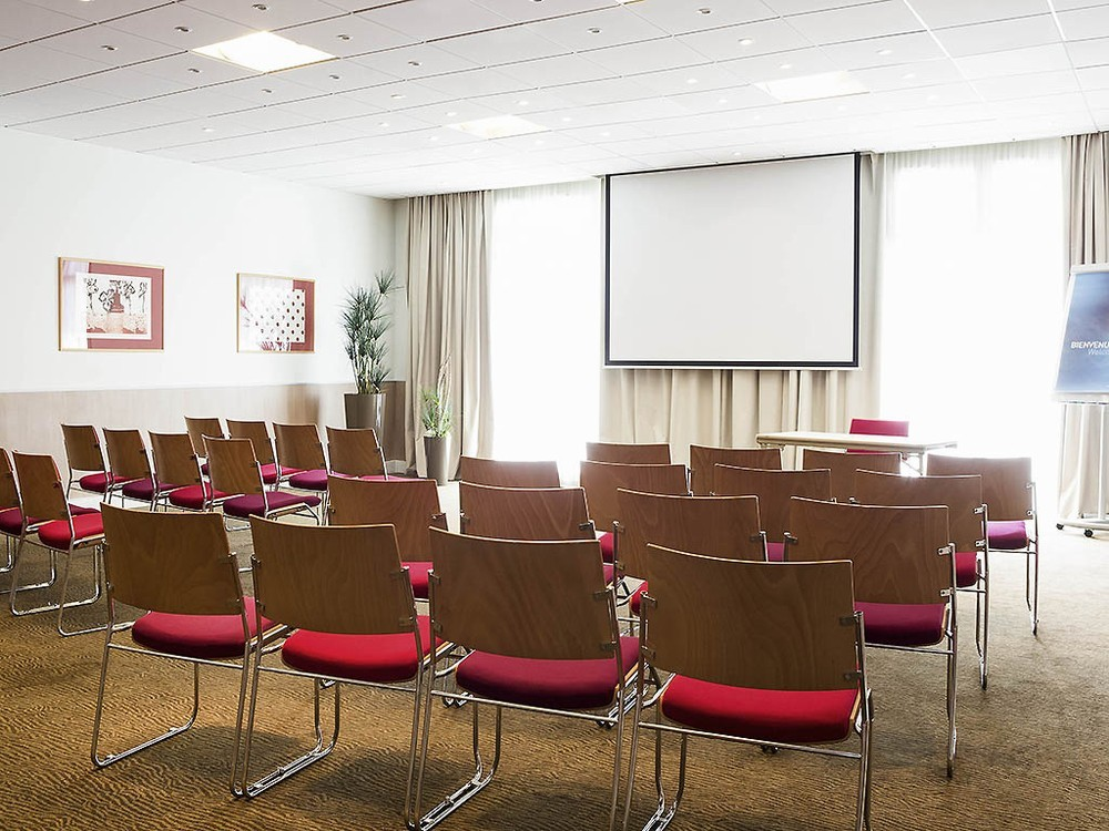 Novotel Toulouse Purpan Aeroport Seminar Room Toulouse 31