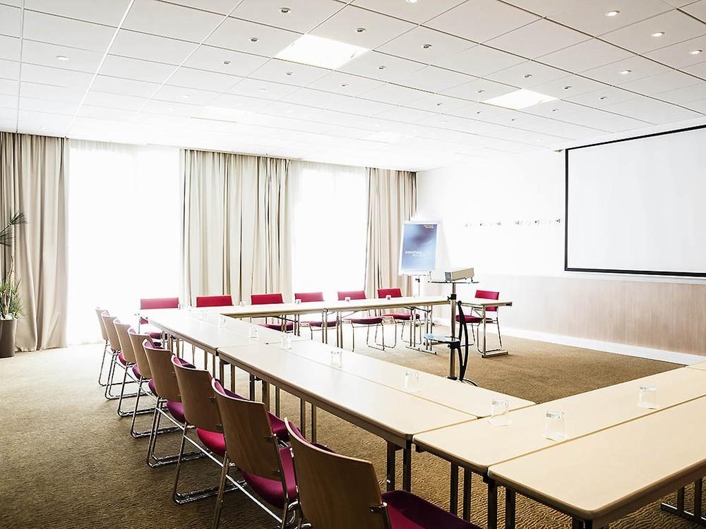 Novotel Toulouse purpan airport - meeting room u