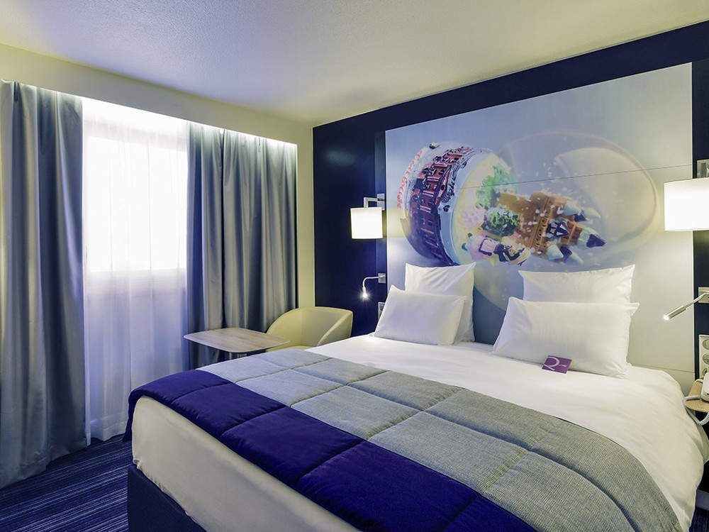Mercure toulouse saint georges - chambre