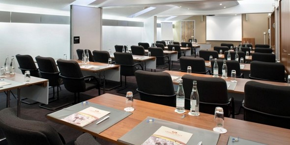 Crowne plaza toulouse - sala de estar