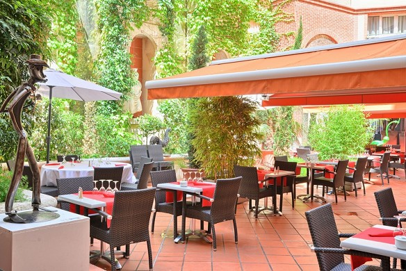 Crowne plaza toulouse -