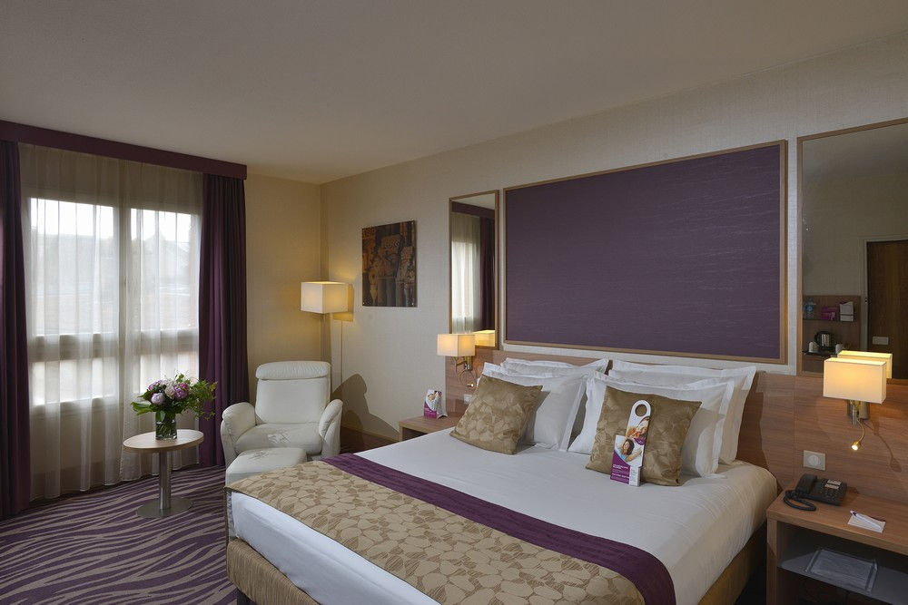 Crowne Plaza Toulouse - Zimmer