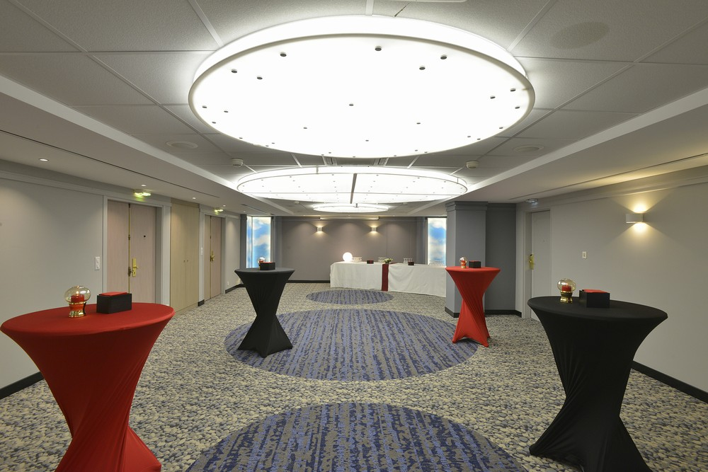 Crowne Plaza Toulouse - privater Cocktailraum