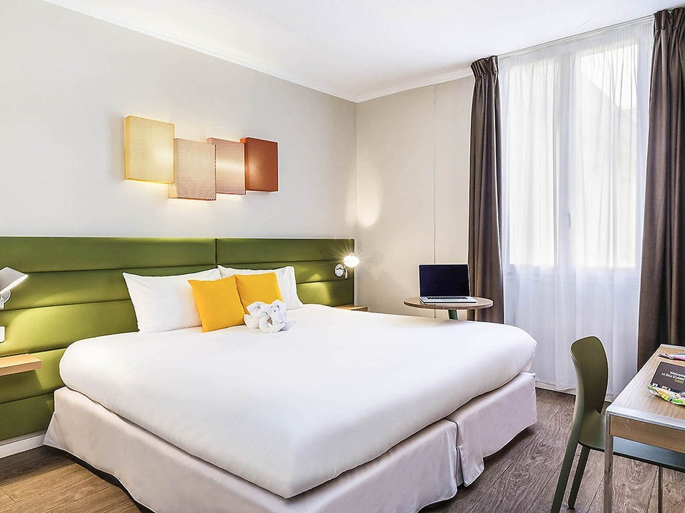 Ibis styles toulouse centre gare matabiau - chambre