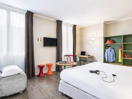 Ibis Styles Toulouse Centre Matabiau Station - Zimmer