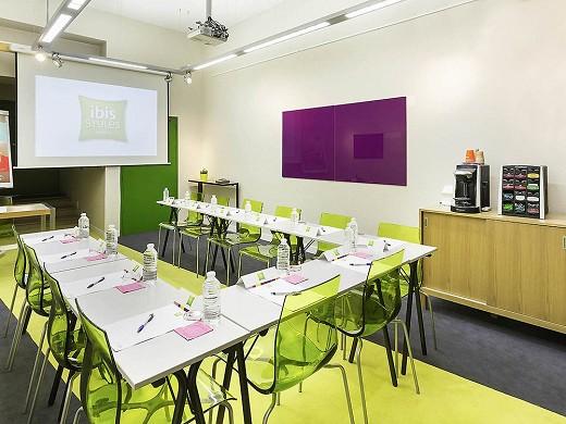 Ibis Styles Toulouse Centre Gare Matabiau - Seminarraum