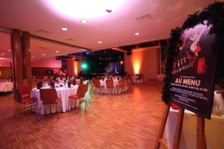 Kulturraum Treffen die orres - Hochzeit 150 Menschen
