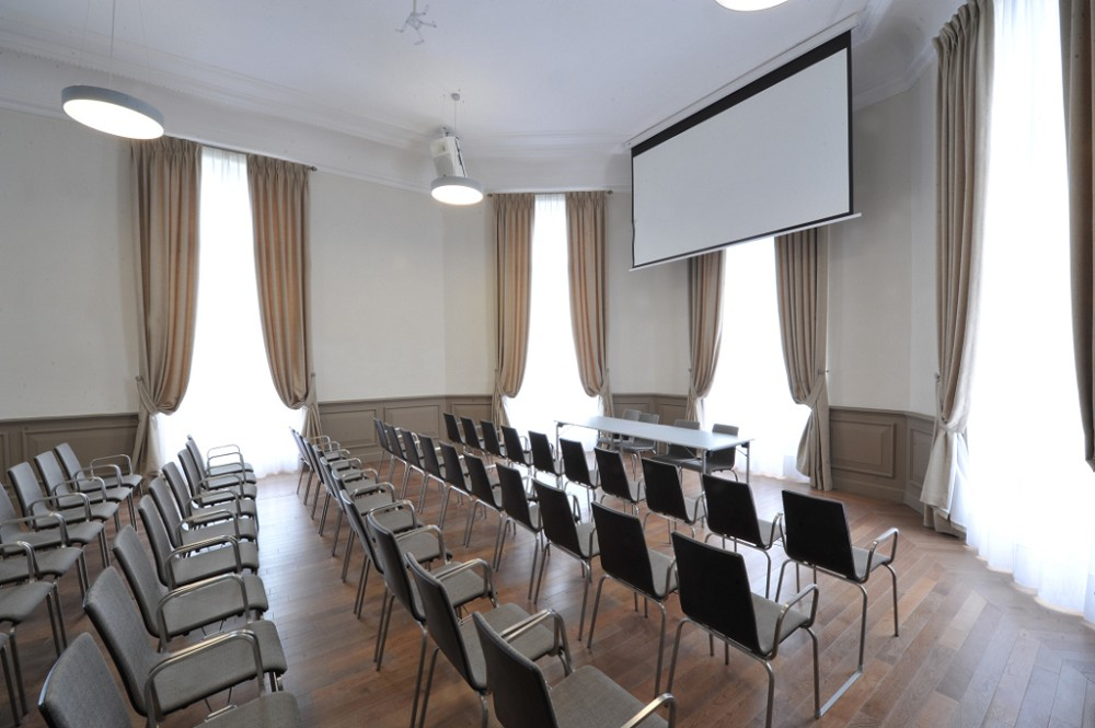 Palais du Pharo - grande stanza ampia