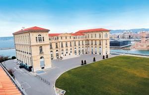 Palais du Pharo - Renommierter Konferenzort