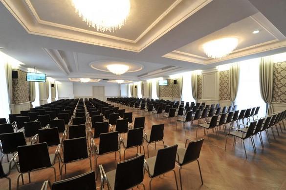 Palais du Pharo - Sala de profesores