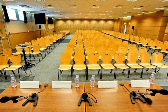 Marseille chanot - convention and exhibition center - meeting room