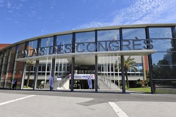 Marseille chanot - convention and exhibition center - congress venue in marseille