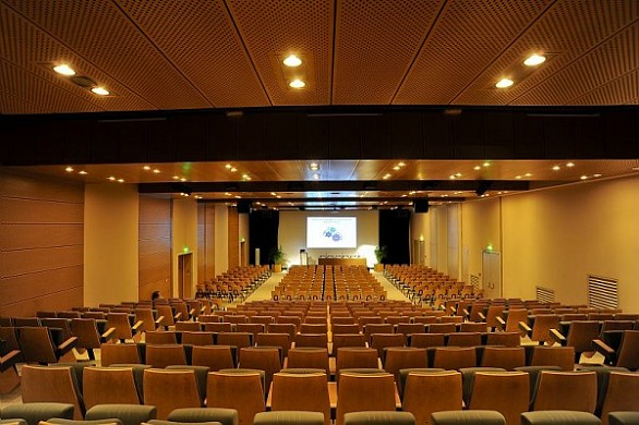 Marseille chanot - convention and exhibition center - auditorium