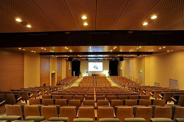 Chanot de Marsella - centro de convenciones y exposiciones - auditorio