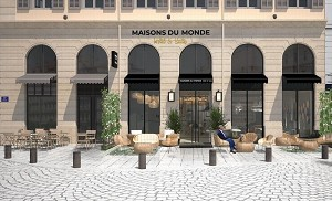 Seminar room: Maisons du Monde Hotel and Suites Marseille -