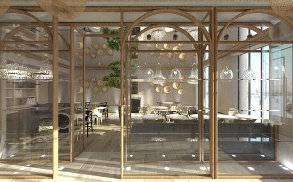 Maisons du monde hotel and suites marsella - interior