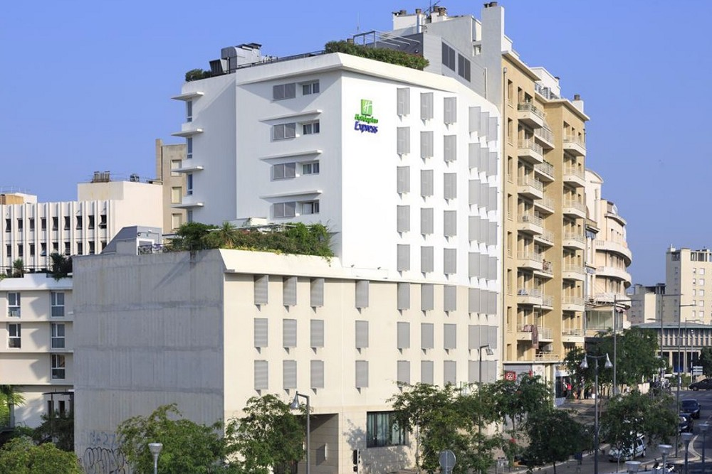 Holiday inn express marseille st charles salle s minaire for Hotels 3 etoiles marseille