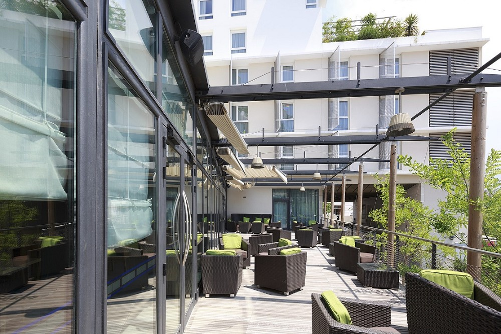 Holiday inn express marseille st charles salle s minaire - Navette gare saint charles port marseille ...