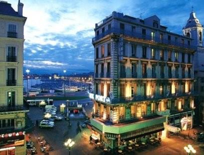 Newhotel alter Hafen Marseille Exterieur