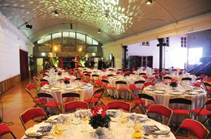 The station alexander Marseille banquet