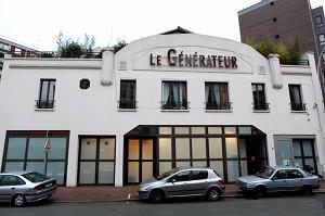 Il generatore - camere di affittare a Gentilly
