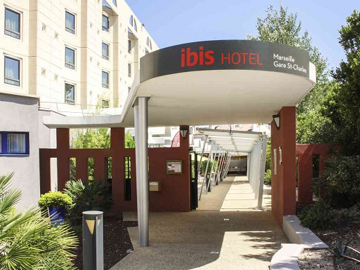 Ibis marseille centre gare saint-charles - exterior