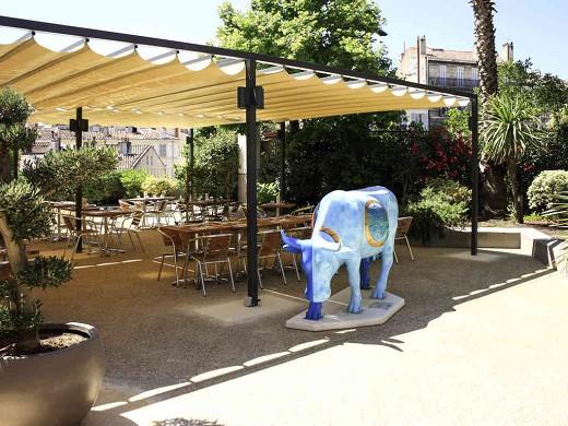 Ibis marseille centre gare saint-charles - terraza